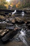 Glade Creek Lámina fotográfica por Danny Head