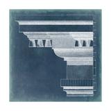 Capital Blueprint V Prints by  Vision Studio