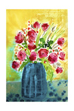 Bright Arrangement I Prints by Julia Minasian
