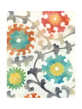 Batik Suzani I Prints by Chariklia Zarris