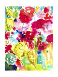 Flower Array I Prints by Julia Minasian