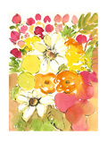 Flower Array III Prints by Julia Minasian