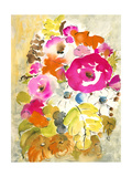 Flower Array II Poster by Julia Minasian