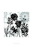 Floral Mist I Print by  Studio W