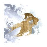 Gilded Splash VIII Poster by Grace Popp