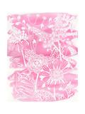 Fuchsia Bouquet II Art by Chariklia Zarris