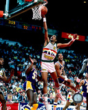 Alex English - 1983 Action Photo
