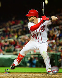 Bryce Harper 2016 Action Photo