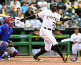Gregory Polanco 2016 Action Photo