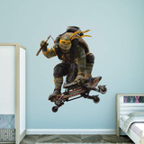 Michelangelo - Teenage Mutant Ninja Turtles: Out of the Shadows Wall Decal