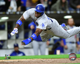 Yasiel Puig 2016 Action Photo