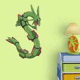 Pokemon - Rayquaza - Fathead Jr - Duvar Çıkartması