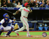 Ryan Howard 2016 Action Photo