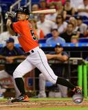 Ichiro Suzuki 2015 Action Photo
