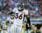 Kayvon Webster Super Bowl 50 Photo