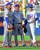 Chicago Cubs All-Star Infield 2016 MLB All-Star Game Photo