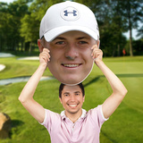 Jordan Spieth Big Head Wall Decal