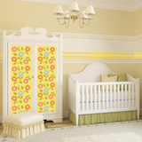 Garden Theme Nursery Dr Pack Wall Decal