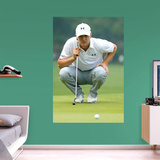 Jordan Spieth on the Green Mural Wall Mural
