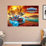 Activision Skylanders Superchargers Full Speed Ahead RealBig Mural Reproduction murale