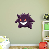 Pokemon - Gengar Wall Decal