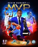 Kevin Durant 2014 MVP Portrait Plus Photo