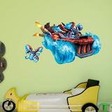 Skylanders - Spitfire and Hot Streak Adhésif mural