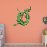 Pokemon - Rayquaza Wall Decal