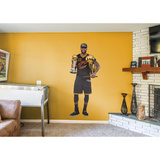 LeBron James 2016 NBA Finals Trophies Wall Decal