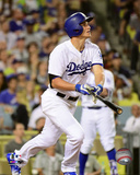 Corey Seager 2016 Action Photo