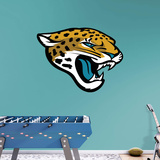Jacksonville Jaguars Logo Wall Decal
