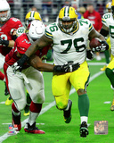 Mike Daniels 2015 Action Photo