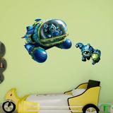 Skylanders - Dive Clops and Dive Bomber Adhésif mural