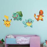 Pokemon - Favorites Collection - Duvar Çıkartması