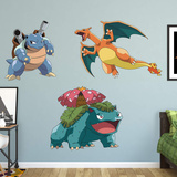 Pokemon - Stage 2 Collection Wallstickers