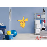 Pokemon - Pikachu Wall Decal