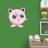 Pokemon - Jigglypuff - Fathead Jr Wall Decal