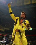 Brutus the Barber Beefcake Action Photo