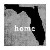 Florida  Giclee Print by Luke Wilson