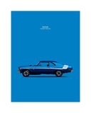 Chevy Nova 350 Yenko Deuce 70 Giclee Print by Mark Rogan