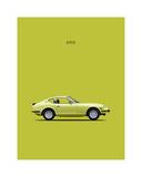 Datsun 240Z 1969 Giclee Print by Mark Rogan