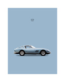 Ferrari 275-GTB 1966 Giclee Print by Mark Rogan