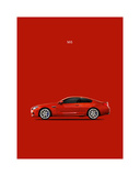 BMW M6 Giclee Print by Mark Rogan