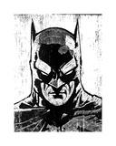 Batman Giclée-Druck von Neil Shigley