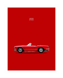 Maserati 3500 Spyder 1959 Giclee Print by Mark Rogan
