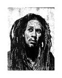 Marley Wydruk giclee autor Neil Shigley