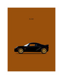 Lotus Elise Type-72D Giclee Print by Mark Rogan