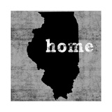 Illinois Giclee Print by Luke Wilson