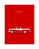 Ford Ranchero 57 Giclee Print by Mark Rogan