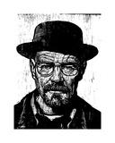 Heisenberg Giclee Print by Neil Shigley